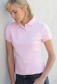 Fruit Of The Loom Ladyfit Polo
